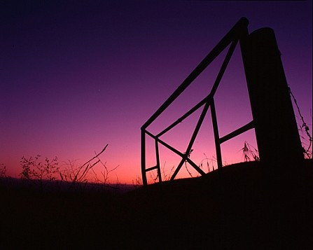 Cheseboro Canyon Sunset