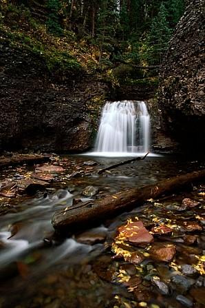 Bear Creek Falls, Colorado