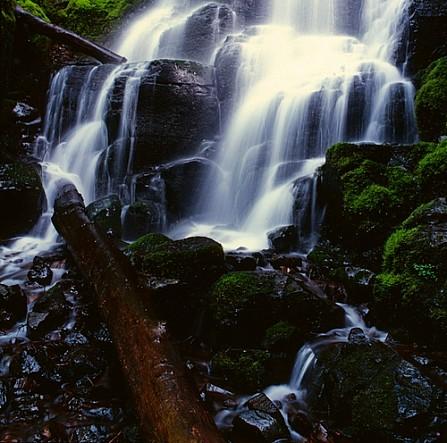 Fairy Falls, Columbia River Gorge
